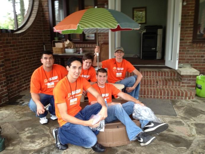 BASF Volunteers