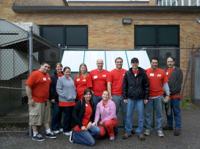 ADP Volunteers in Newark, NJ