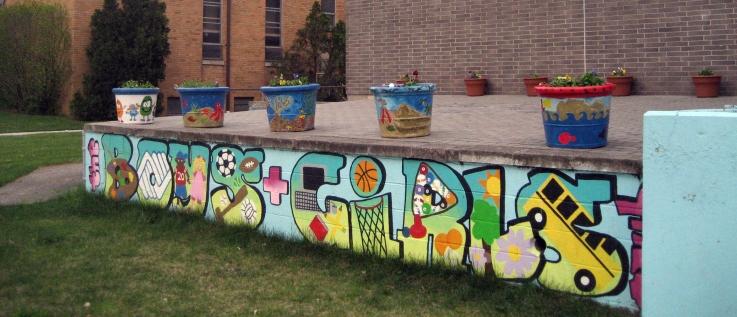 Mural in NJ