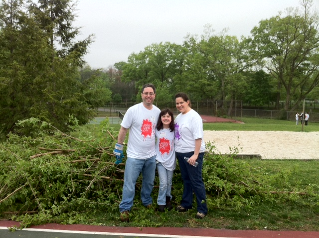 Jersey Cares Day volunteers in NJ