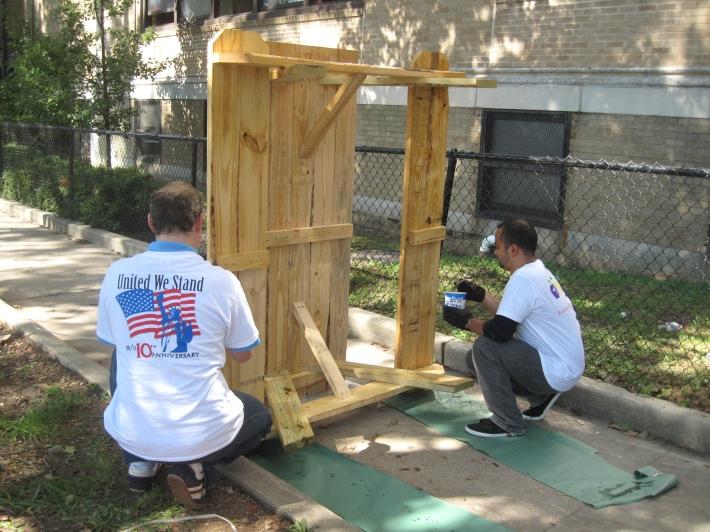 UBS Volunteers in New Jersey