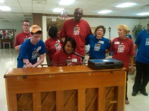 NBA Volunteers