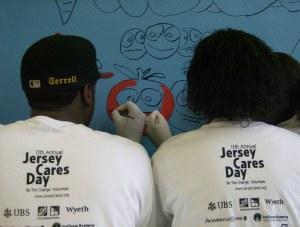 JCD volunteers