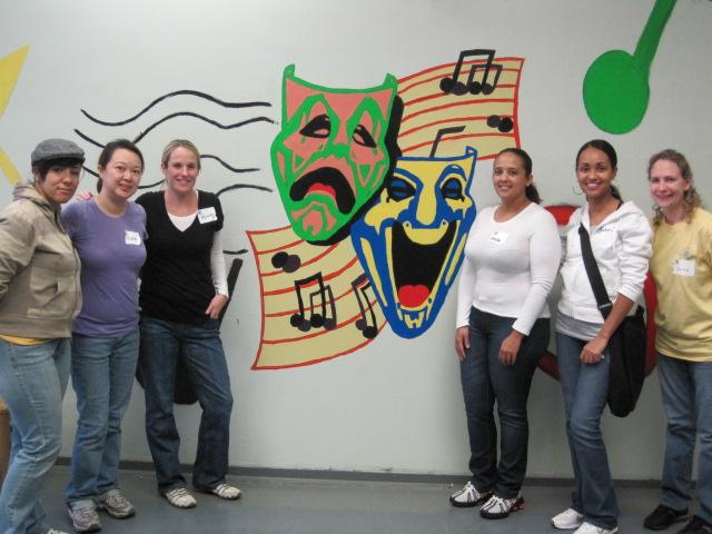 Roche Volunteers in NJ