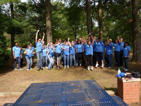 American Water Volunteers