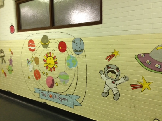 Jersey Cares Day Mural