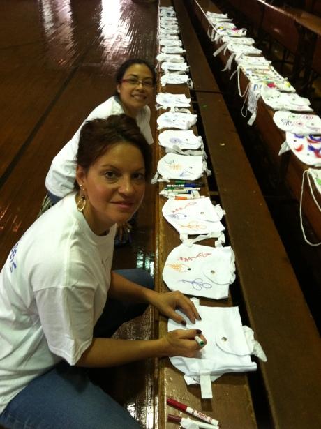 GE Healthcare Volunteers in Trenton, NJ