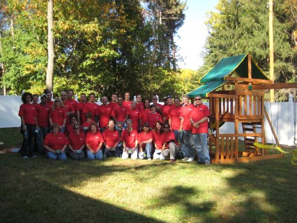 Wyeth Volunteers in New Jersey