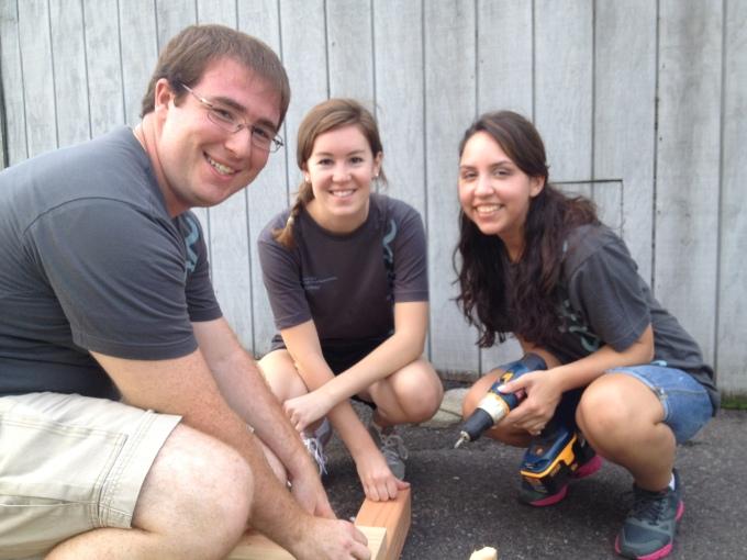 Deutsche Bank Volunteers in NJ