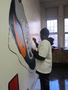 MLK Volunteer in Trenton, NJ