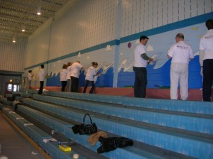 Ernst & Young Volunteers in NJ