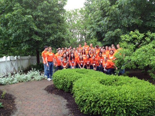 BASF Volunteers in NJ